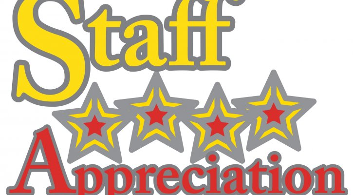 Staff Appreciation