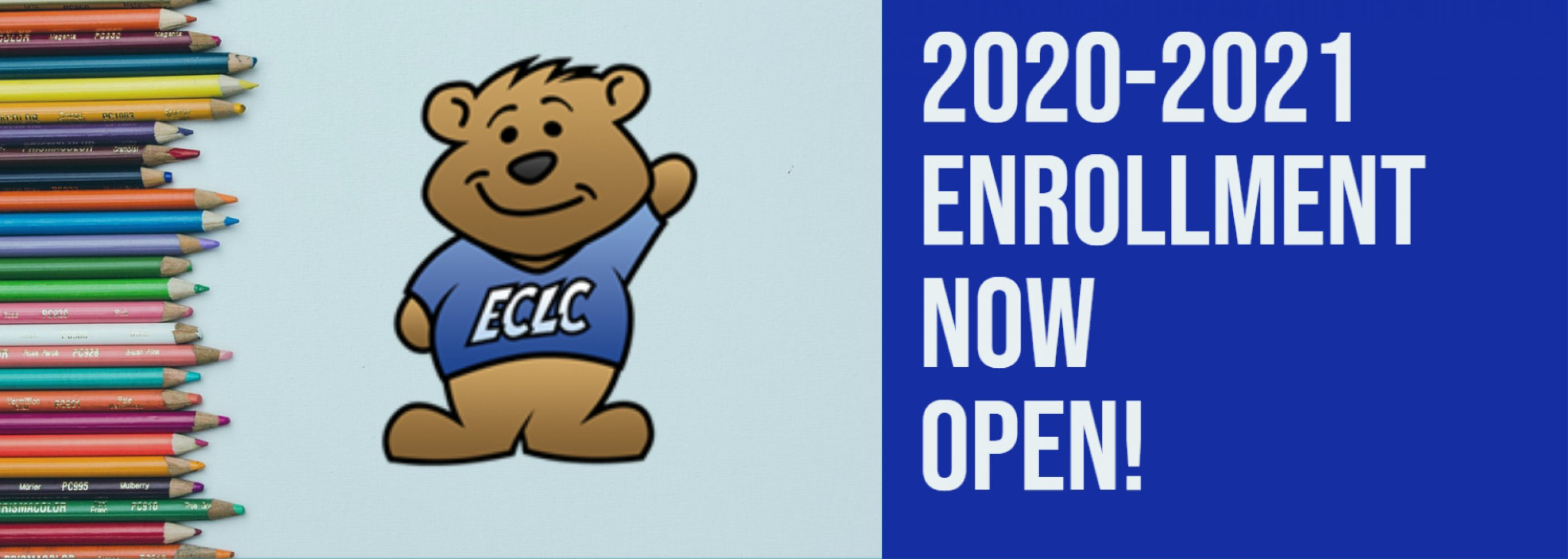 2020-2021 Enrollment Now Open